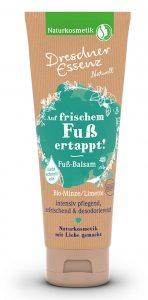 """Fuß-Balsam """"Auf frischem Fuß ertappt!"""""""