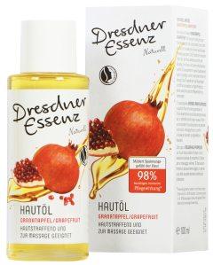 Hautöl Grapefruit Granatapfel